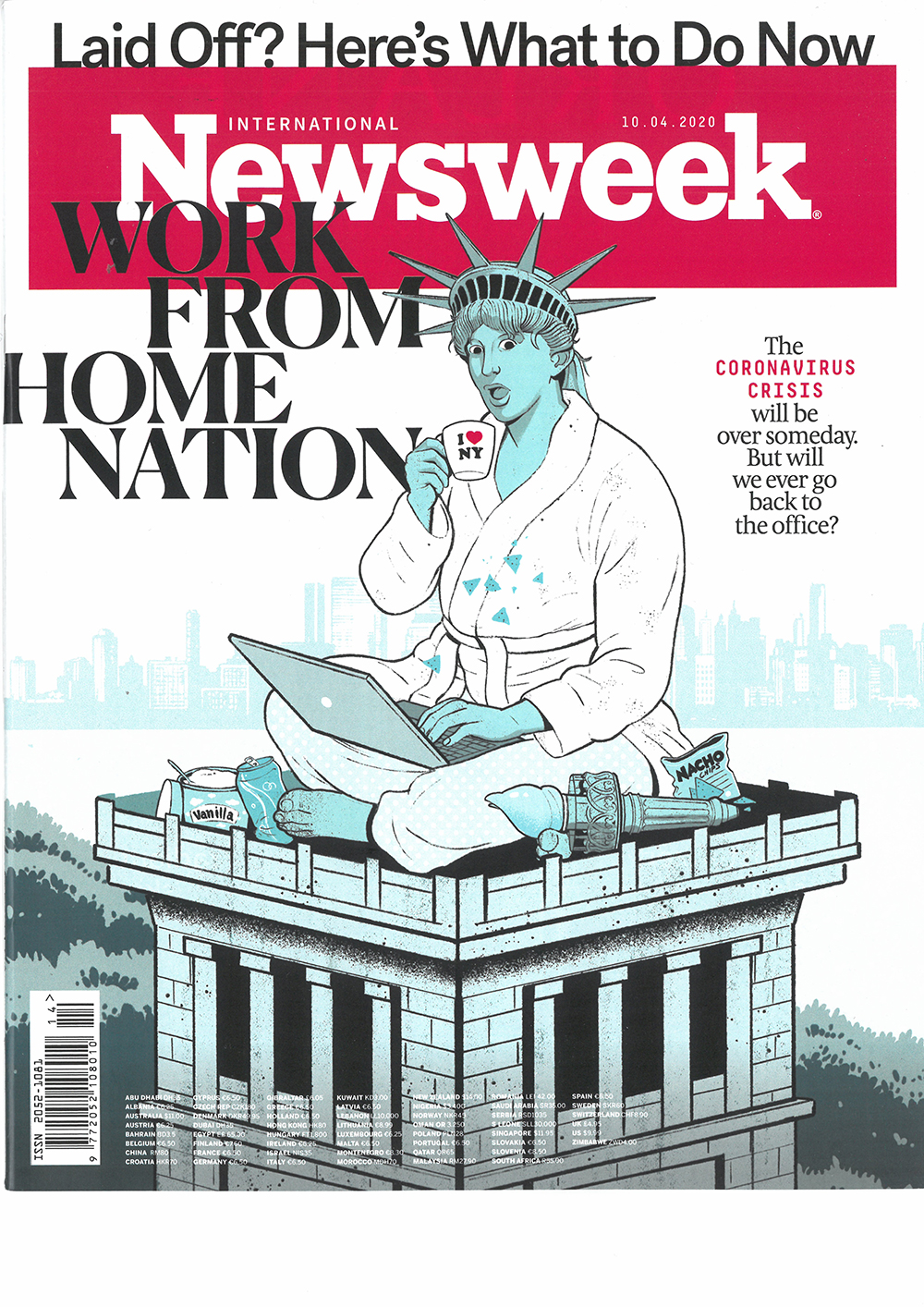 NewsWeekInternational