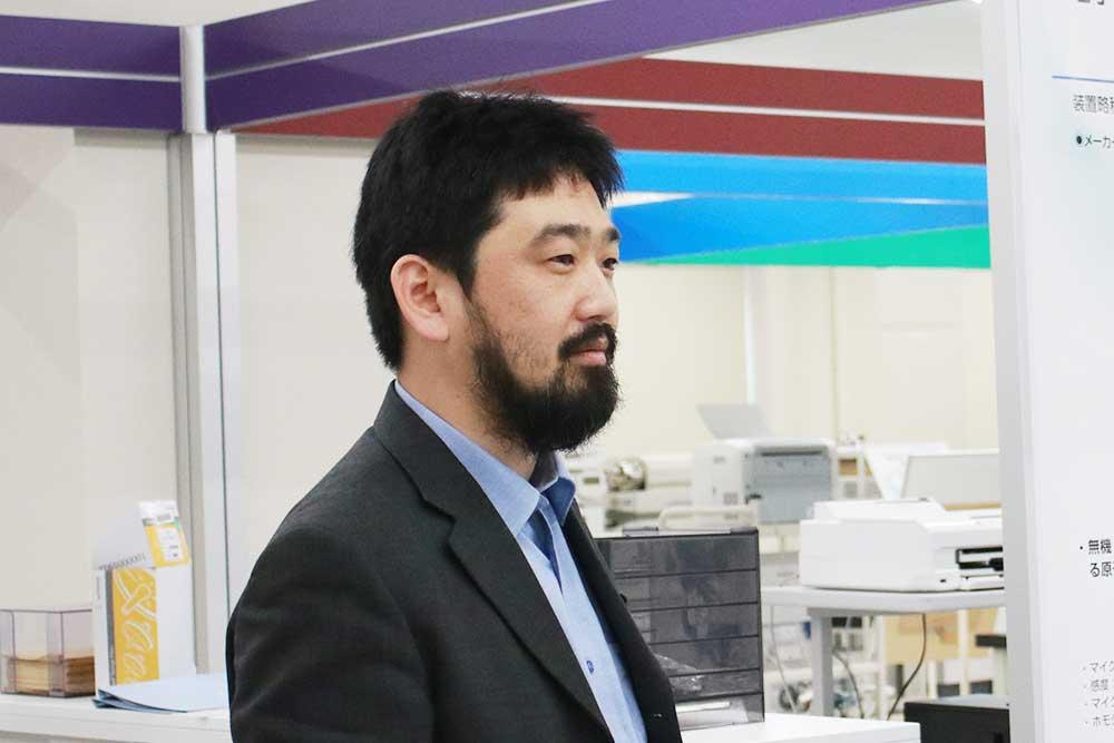福岡工業大学 家形先生